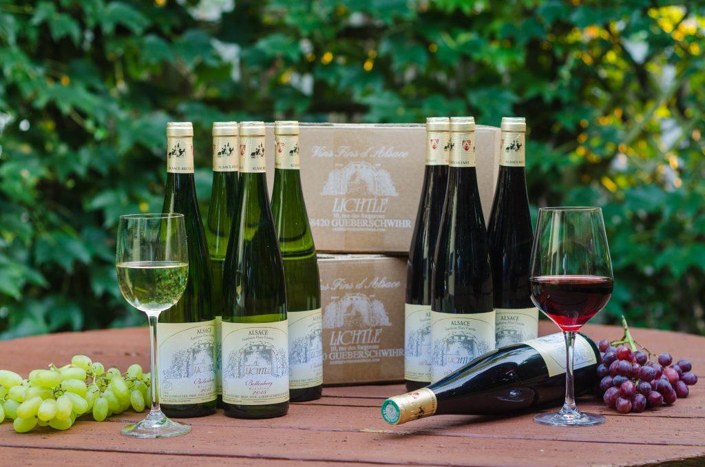 Foodfotofrafie - Lichtle Wein